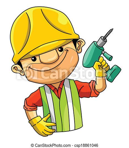 Technician Drill - csp18861046
