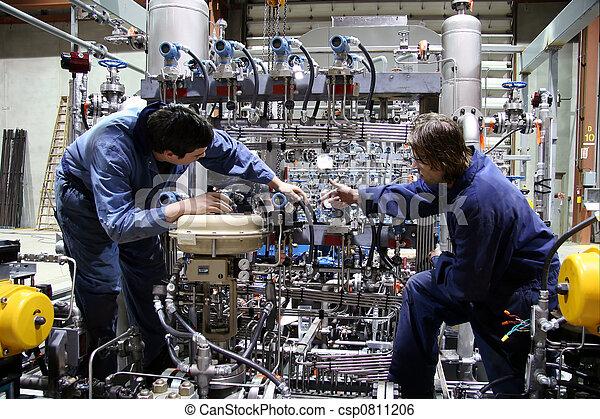 Technicians - csp0811206