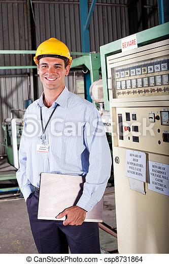 technicien, industriel - csp8731864