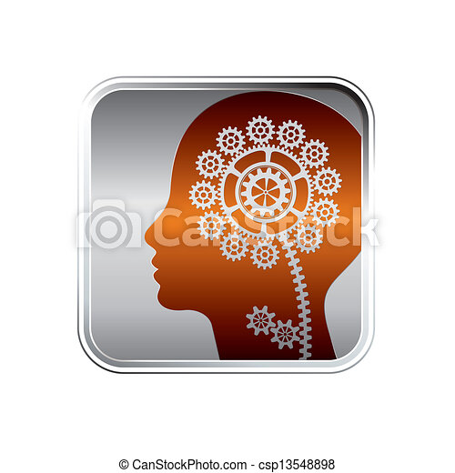 techniczny, ikona - csp13548898