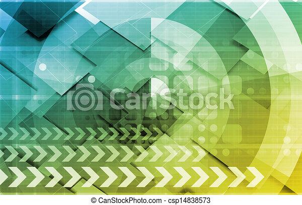 technika, software - csp14838573
