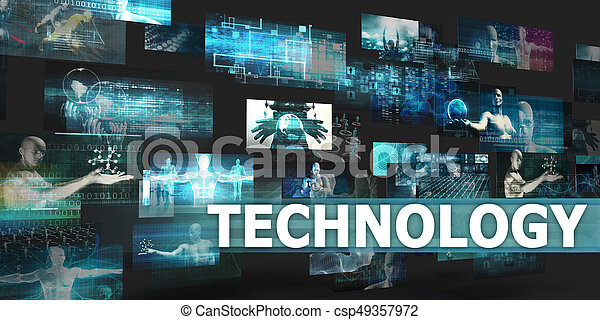 technologie - csp49357972