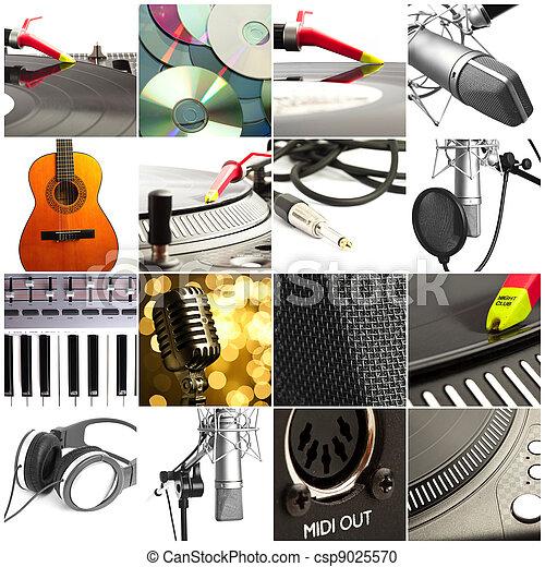 technologie, composition - csp9025570