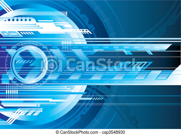 Digitaltechnik - csp3548930
