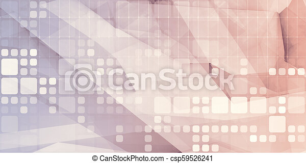 technologie, zakelijk - csp59526241