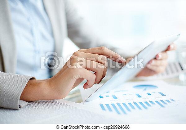technologies, modern - csp26924668