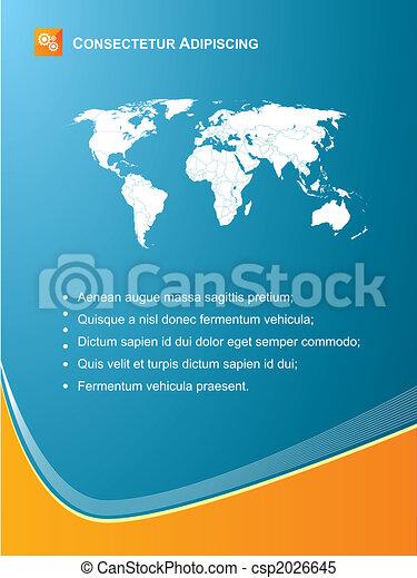 technology background - csp2026645