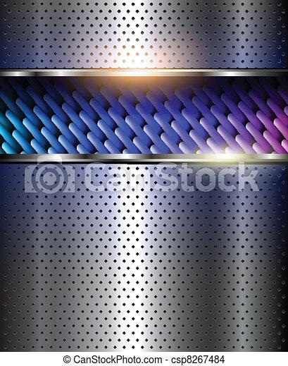 Technology background - csp8267484