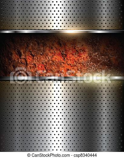 Technology background - csp8340444