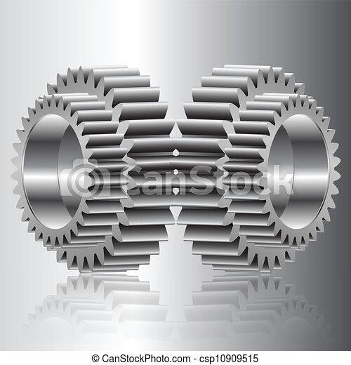 Technology background - csp10909515
