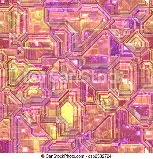 Technology circuitry backgrund - csp2532724