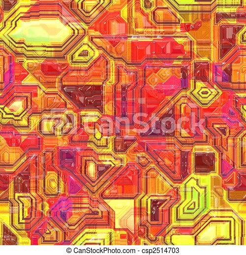 Technology circuitry backgrund - csp2514703