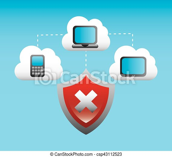 technology devices icon - csp43112523