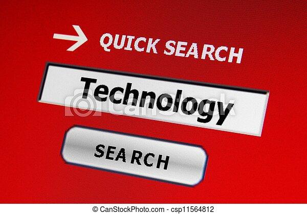 Technology - csp11564812