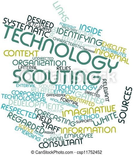 Technology scouting - csp11752452
