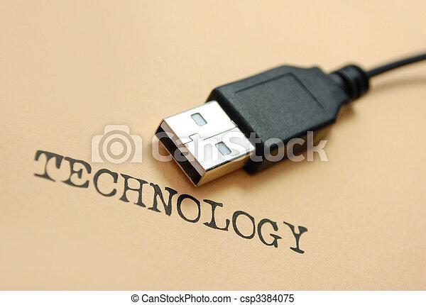 Technology - csp3384075