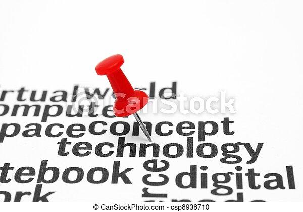 Technology - csp8938710