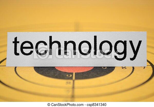 Technology target - csp8341340