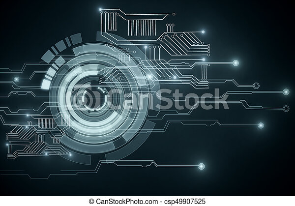 circuit diagram wallpaper technology wallpaper abstract glowing circuit button on dark  technology wallpaper abstract glowing