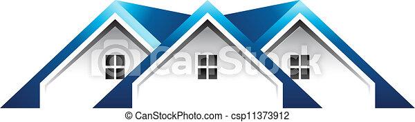 Casas de techo - csp11373912