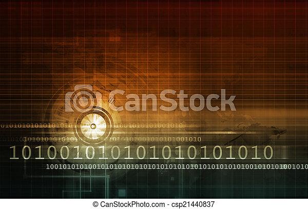 tecnología, creativo - csp21440837