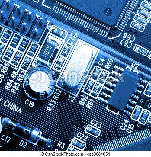 tecnología - csp3084654
