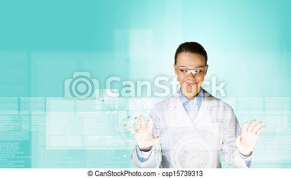 Tecnologías de innovación - csp15739313