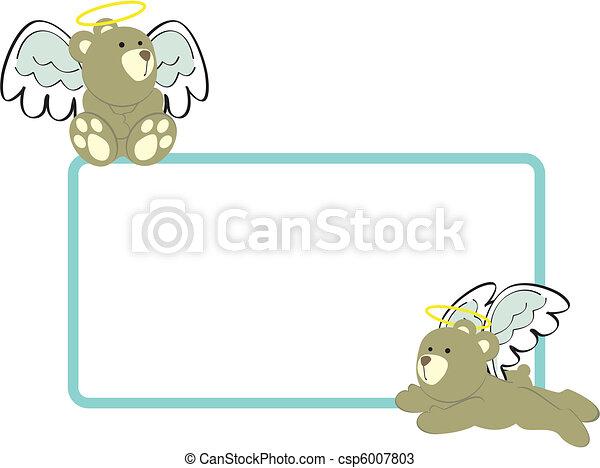 teddy angels - csp6007803