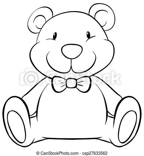 teddy bear close up cute teddy bear rh canstockphoto com