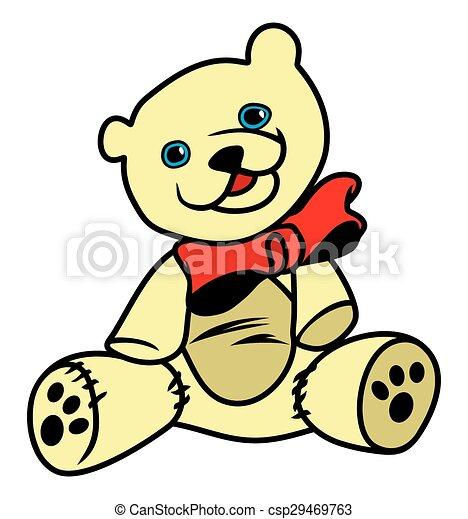 Teddy Bear - csp29469763
