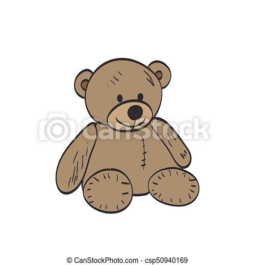 Teddy bear - csp50940169