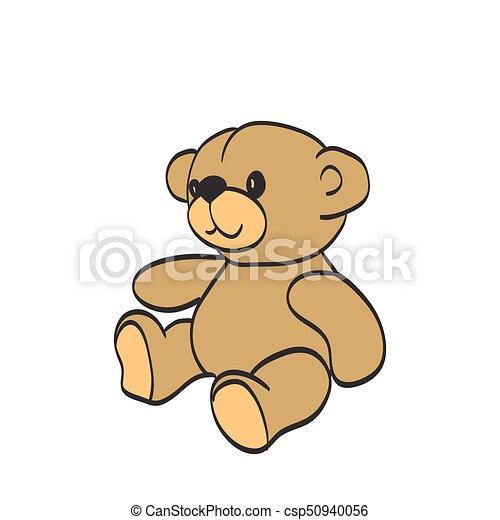 Teddy bear - csp50940056