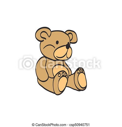 Teddy bear - csp50940751