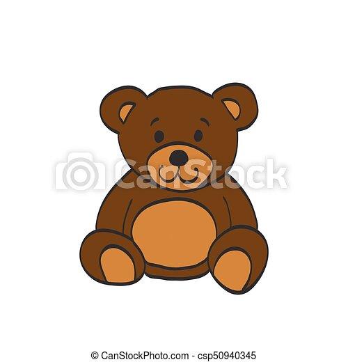 Teddy bear - csp50940345