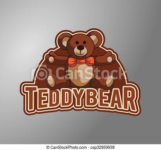 Teddy bear - csp32959938