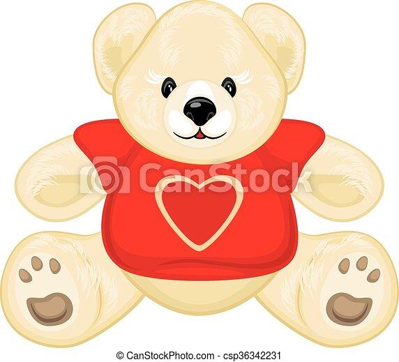 Teddy bear - csp36342231