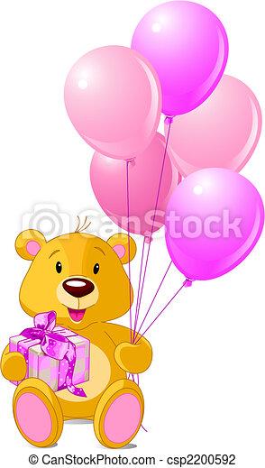 Teddy Bear - csp2200592