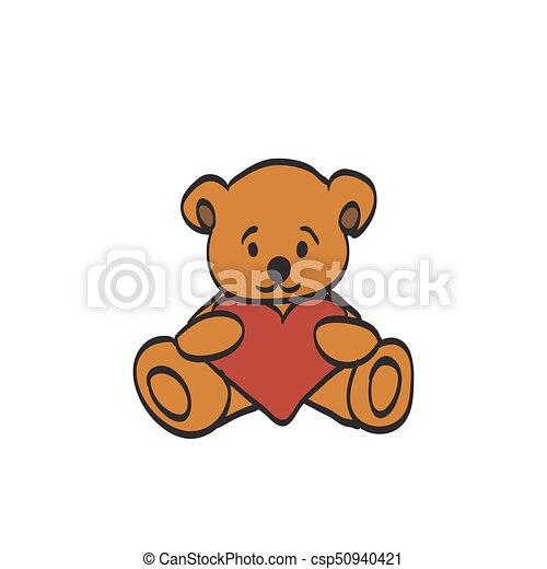 Teddy bear - csp50940421