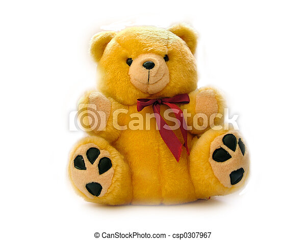 teddy bear - csp0307967