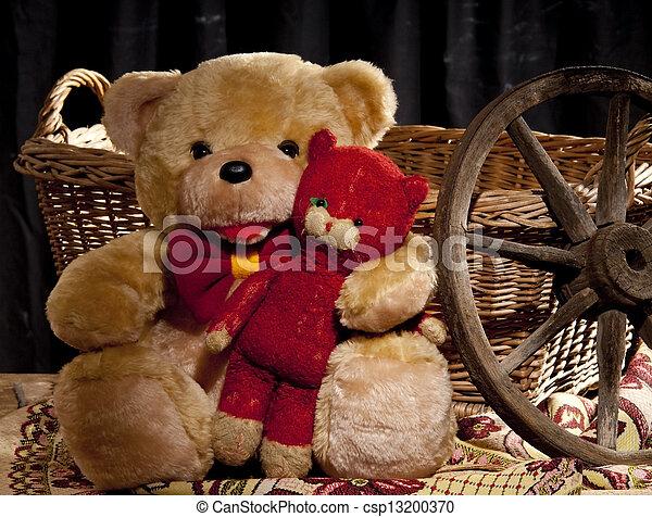 teddy bear - csp13200370