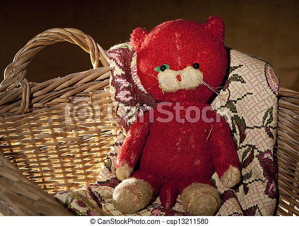teddy bear - csp13211580