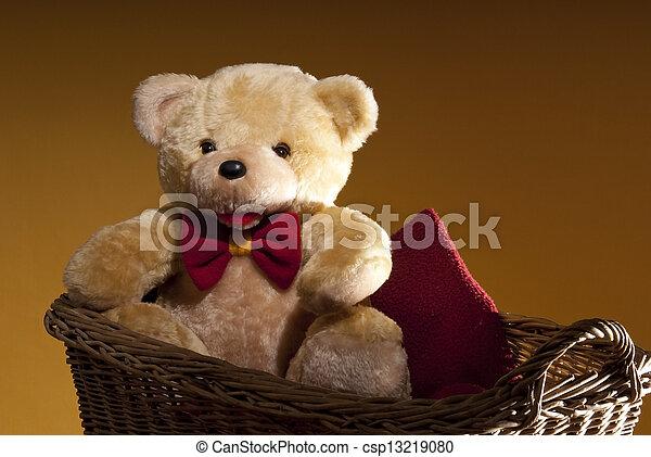 teddy bear - csp13219080