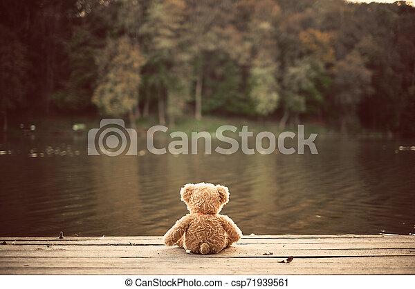 Teddy bear - csp71939561