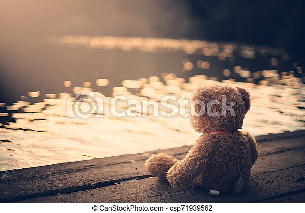 Teddy bear - csp71939562