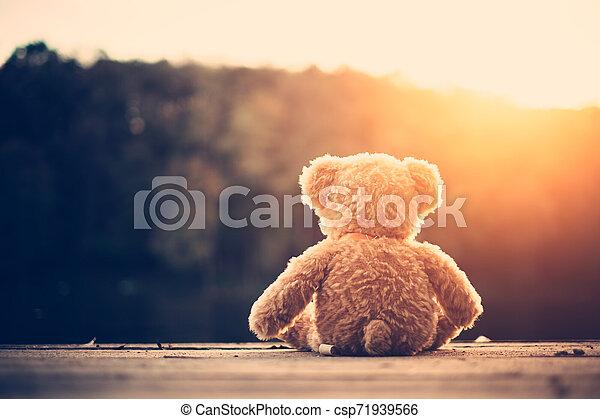 Teddy bear - csp71939566