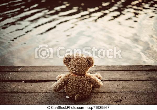 Teddy bear - csp71939567
