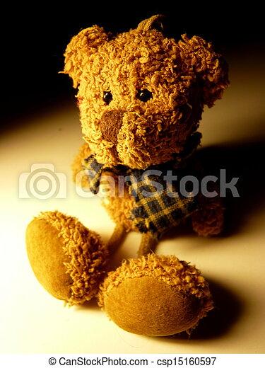 Teddy bear - csp15160597