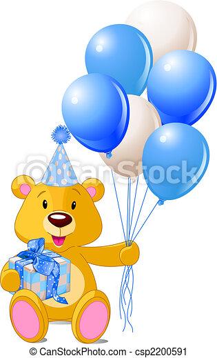 Teddy Bear - csp2200591