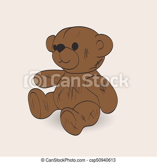 Teddy bear - csp50940613