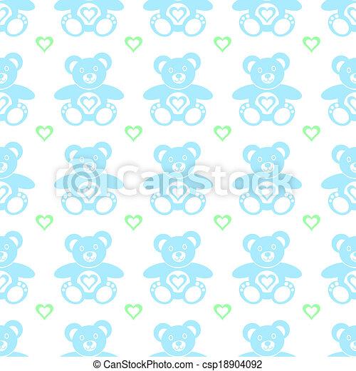 Teddy bears - csp18904092